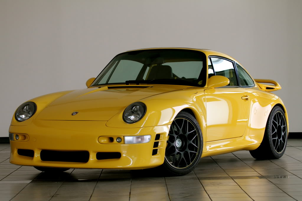 Big Bird: 600 HP 1996 Porshce 993 For Sale With No Reserve