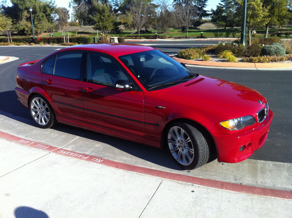 2004 BMW 330i ZHP – German Cars For Sale Blog