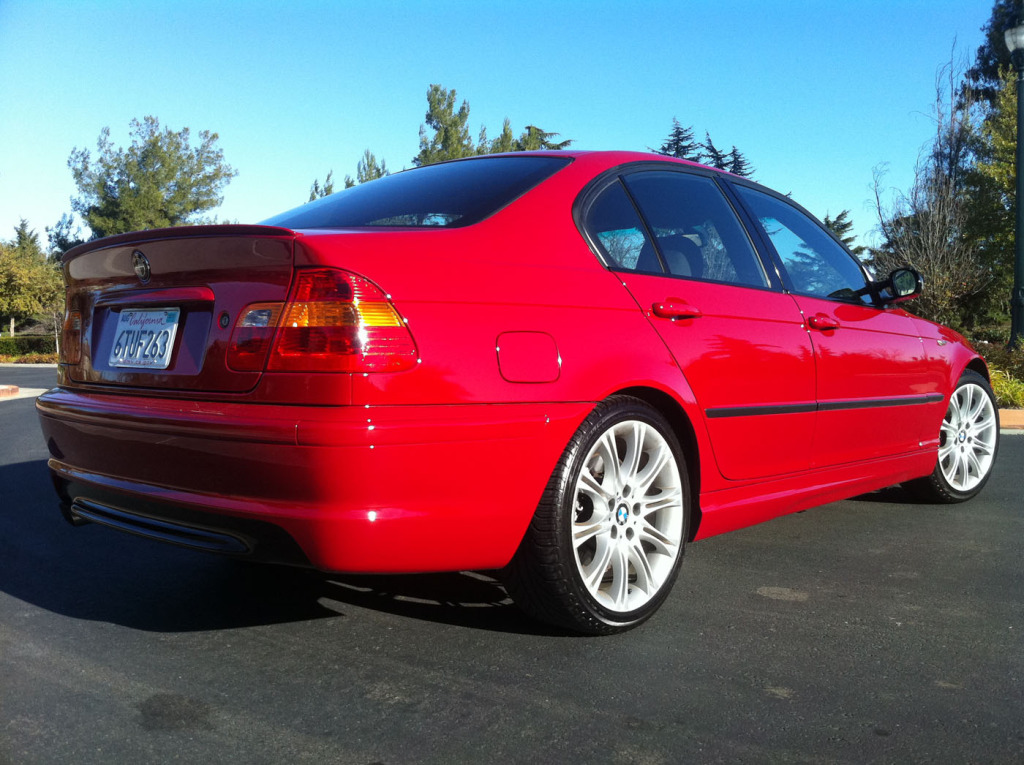 2004 BMW 330i ZHP - German Cars For Sale Blog