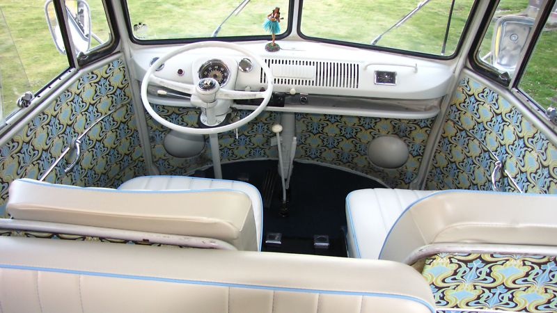 Vw Van Interior Mobilehighres Today
