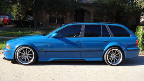 another e39 wagon a m5 touring clone german cars for sale blog. Black Bedroom Furniture Sets. Home Design Ideas
