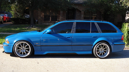 Another E39 Wagon A M5 Touring Clone German Cars For Sale Blog