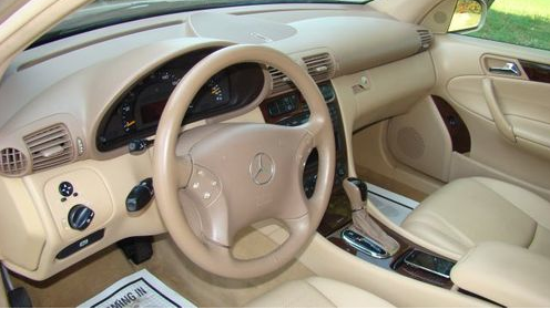 2004 Mercedes Benz C240 Estate German Cars For Sale Blog