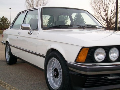 Federalized 1979 Euro BMW 323i for sale – German Cars For ...