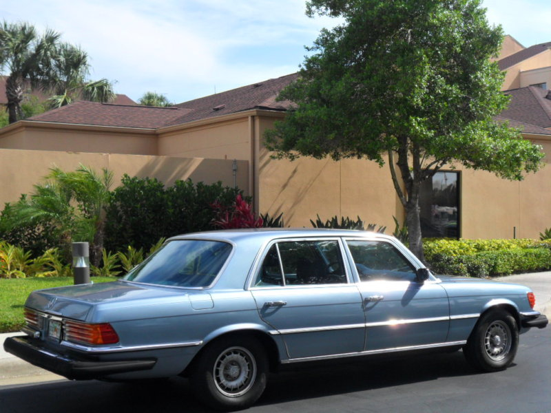 1979 mercedes 450sel 6 9 no reserve german cars for sale. Black Bedroom Furniture Sets. Home Design Ideas