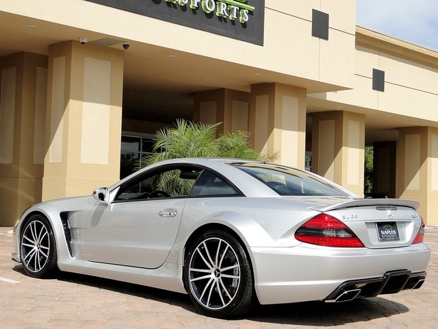 Go big or go home renntech sl65 amg black series for sale for Mercedes benz sl65 amg for sale