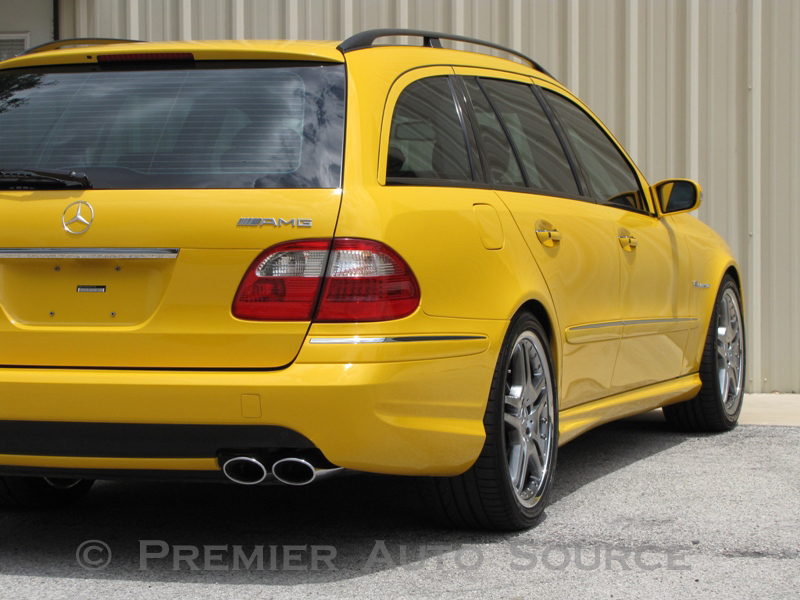 2006 Mercedes Benz E55 Amg Estate German Cars For Sale Blog