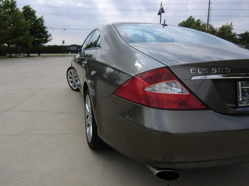 2006 Mercedes Benz Cls500 Launch Edition German Cars For