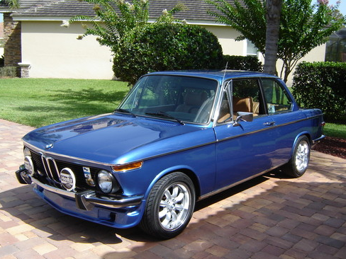 true blue estoril blue 1974 bmw 2002 german cars for sale blog. Black Bedroom Furniture Sets. Home Design Ideas