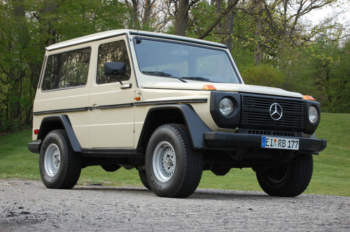 1984 Mercedes Benz 280ge German Cars For Sale Blog