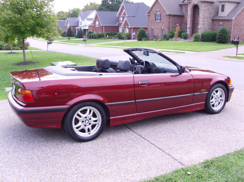 1996 Bmw 328i Convertible On Ebay
