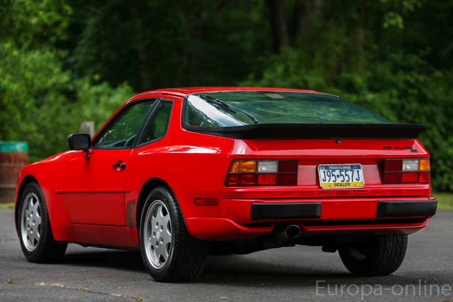 1989 Porsche 944s2 German Cars For Sale Blog