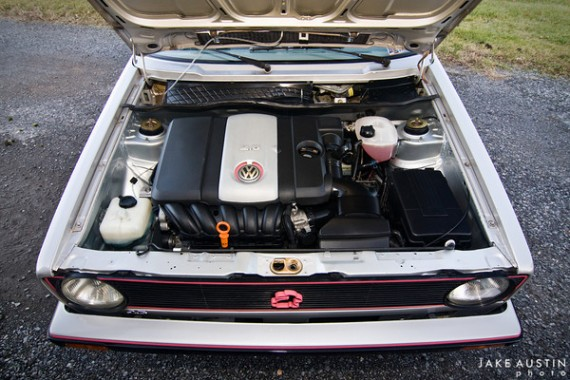 1983 VW Rabbit with 2 5L swap – German Cars For Sale Blog