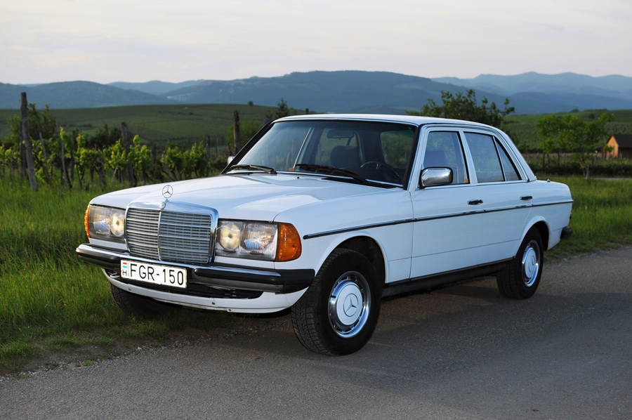 1983 mercedes benz 230e german cars for sale blog for Mercedes benz 1983