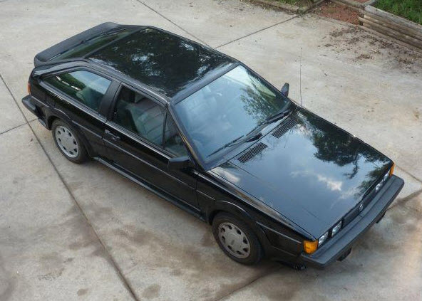 1985 Volkswagen Scirocco – German Cars For Sale Blog