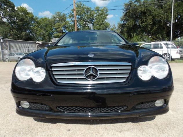 2002 mercedes benz c230 coupe