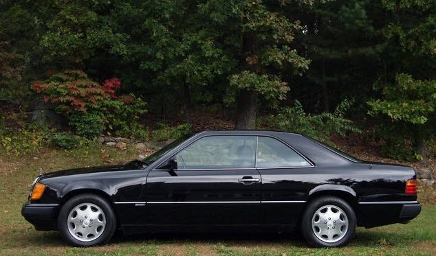 1993 mercedes benz 300ce sportline german cars for sale for Mercedes benz 300ce problems