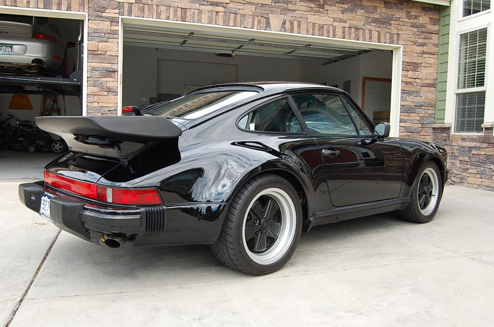1987 Porsche 911 Turbo \u2013 German Cars For Sale Blog