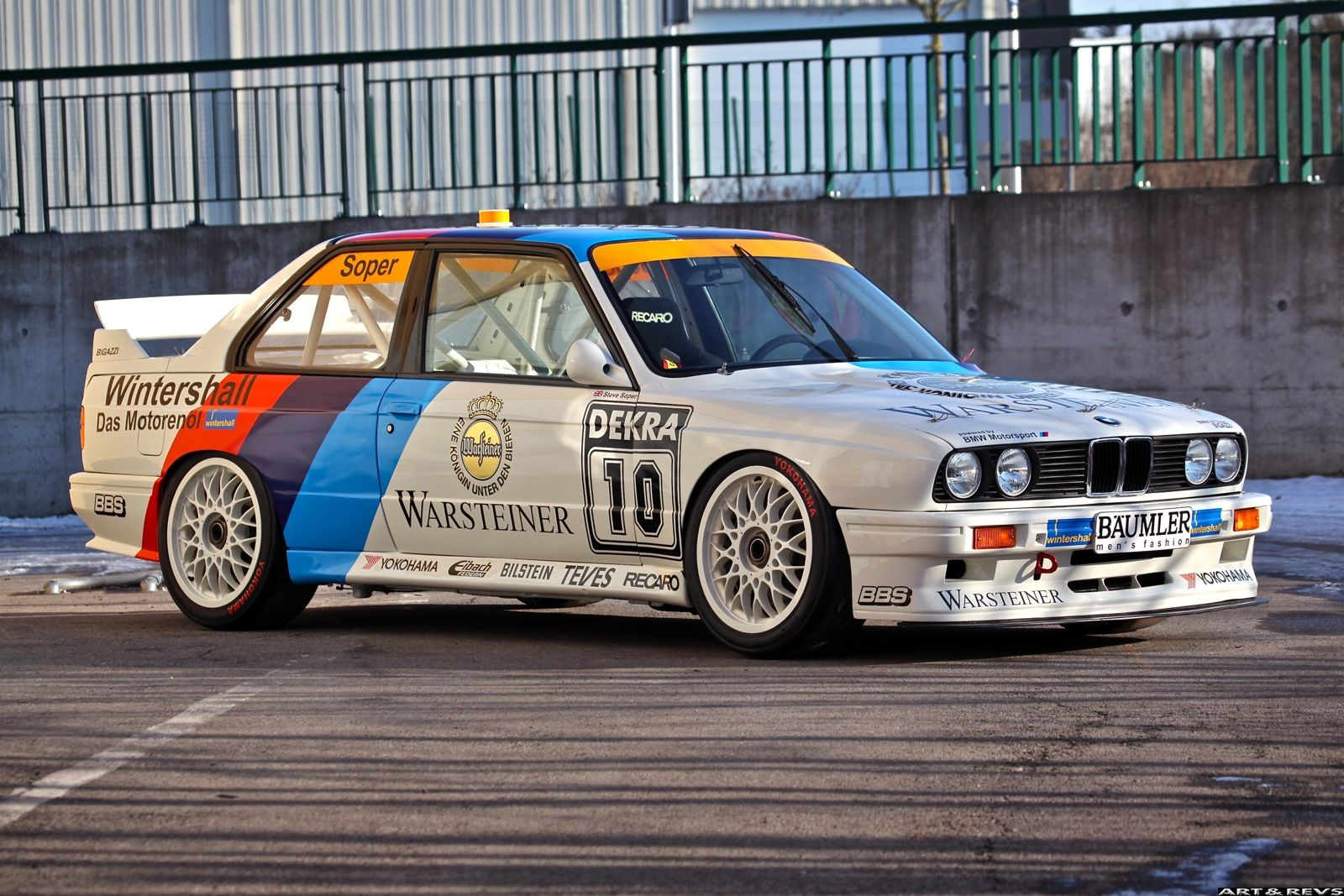 1992 bmw m3 dtm | german cars for sale blog