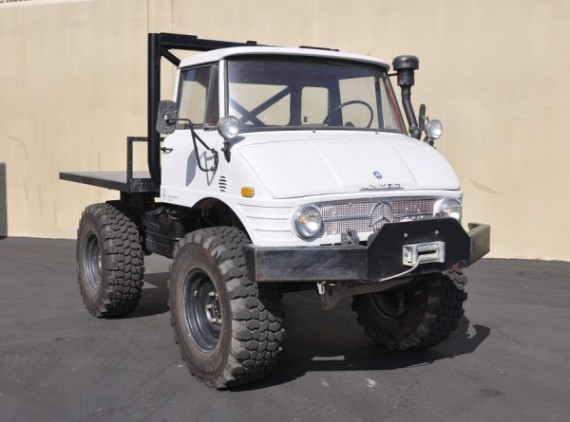 1979 Mercedes-Benz Unimog 406 | German Cars For Sale Blog