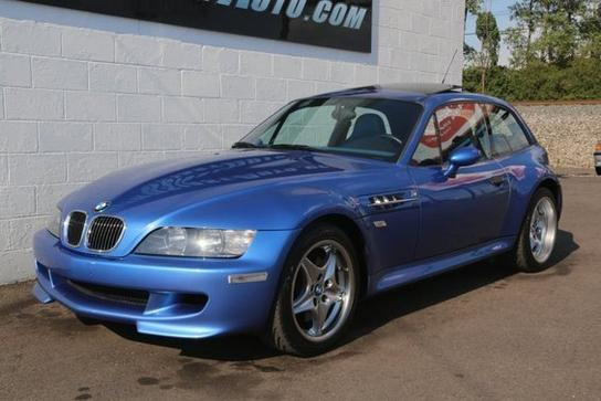 2002 Bmw M Coupe German Cars For Sale Blog