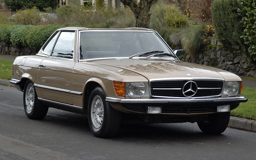 1980 mercedes benz 350sl 4 speed manual german cars for sale blog. Black Bedroom Furniture Sets. Home Design Ideas