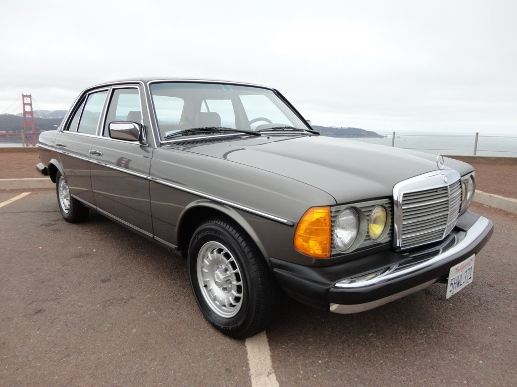 1983 mercedes benz 240d german cars for sale blog for 240 mercedes benz for sale