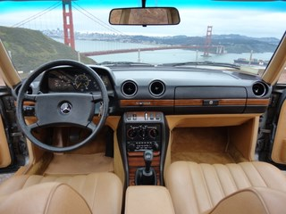 Three pedal simplicity: 1977 Mercedes Benz 240D | Bring a Trailer