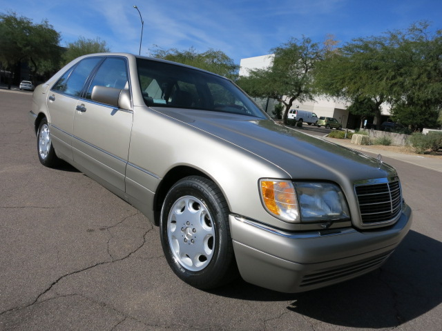 1995 mercedes benz s350 turbodiesel german cars for sale blog. Black Bedroom Furniture Sets. Home Design Ideas