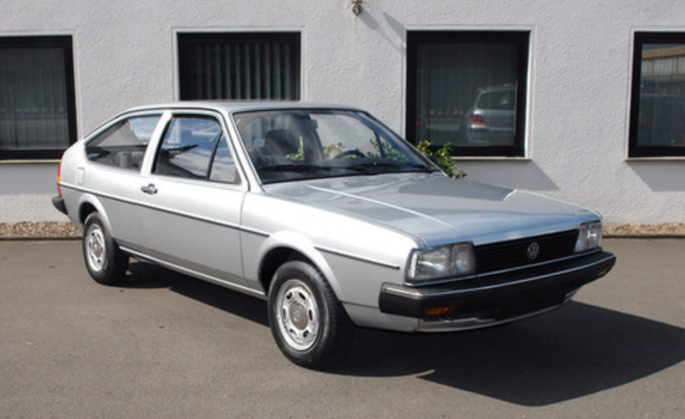 1984 Volkswagen Passat Cl German Cars For Sale Blog