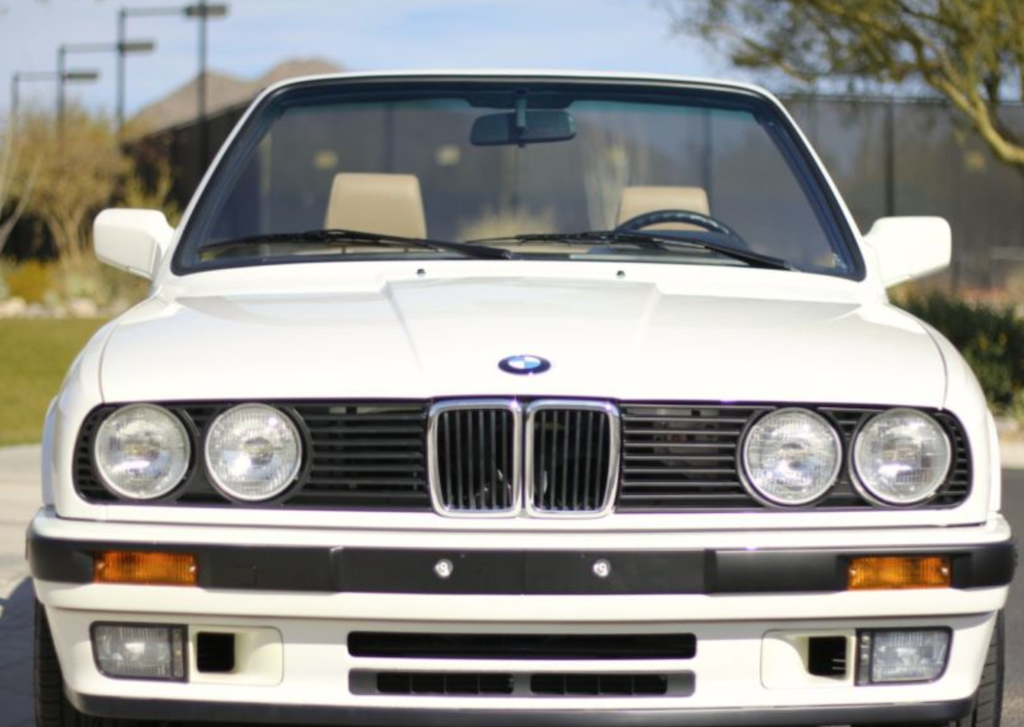1993 BMW 325i Convertible on eBay – REVISIT