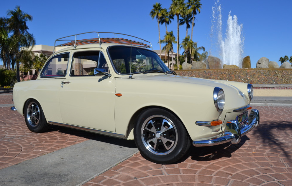 1963 Volkswagen Type Iii Notchback German Cars For Sale Blog