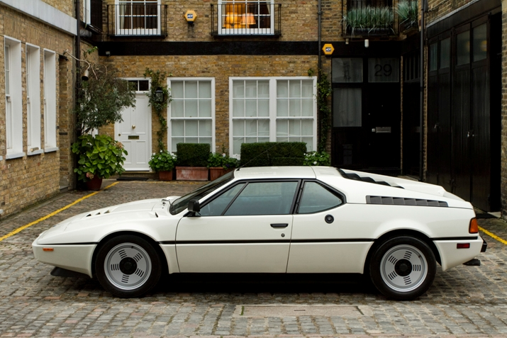 BMW M1 For Sale >> 1980 Bmw M1 German Cars For Sale Blog