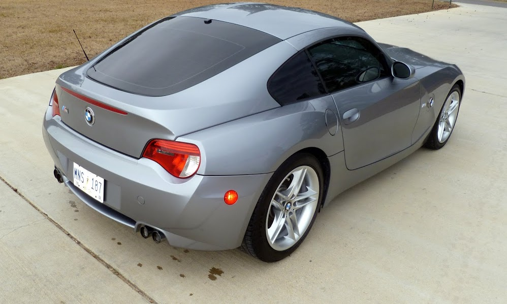 2007 Bmw Z4 M Coupe German Cars For Sale Blog