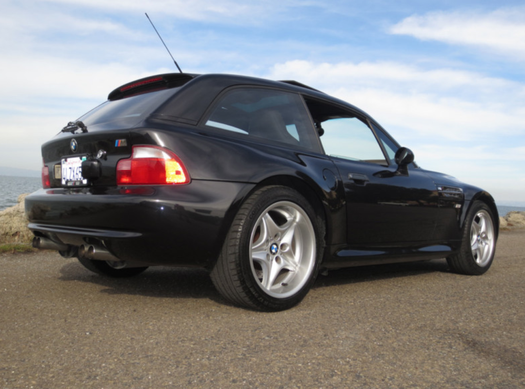 Bmw Z3 M Coupe S54 For Sale 2002 Steel Gray M Coupe With