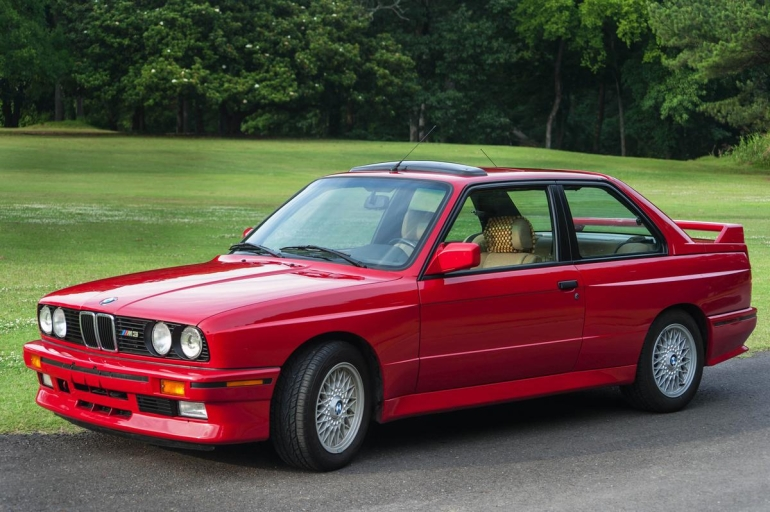 1989 Bmw M3 German Cars For Sale Blog