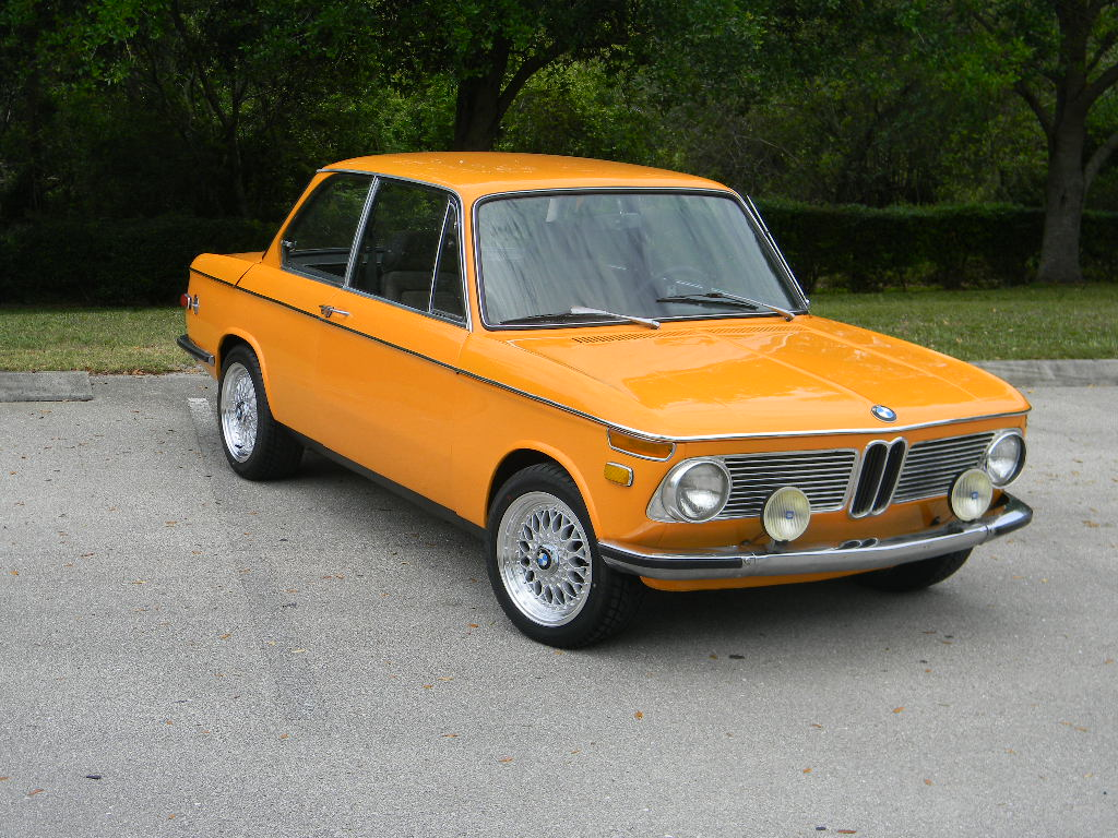 Bmw 2002 Sale >> 1972 BMW 2002tii | German Cars For Sale Blog