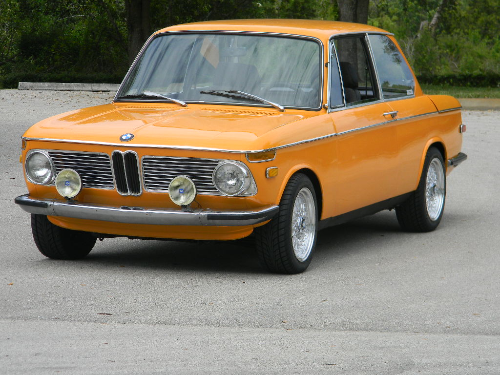 Bmw 7 Series For Sale >> 1972 BMW 2002tii | German Cars For Sale Blog