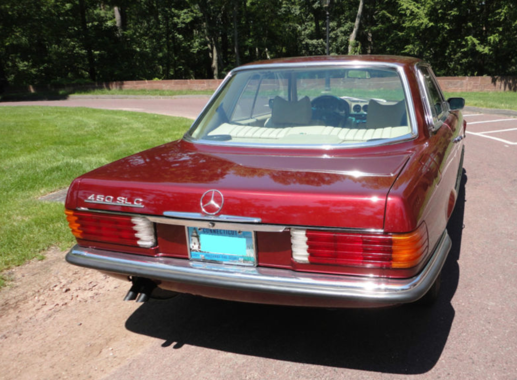 d7c6910819 This classic Benz has been my personal vehicle for the past 19 years. It s  in amazing condition. About 3 years ago I had the body completely stripped  and ...