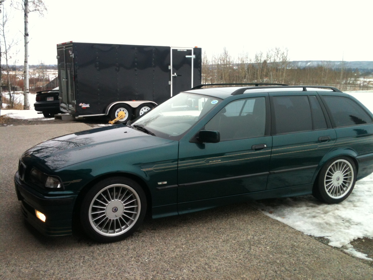 wagon week 1997 bmw alpina b6 2 8 touring german cars. Black Bedroom Furniture Sets. Home Design Ideas