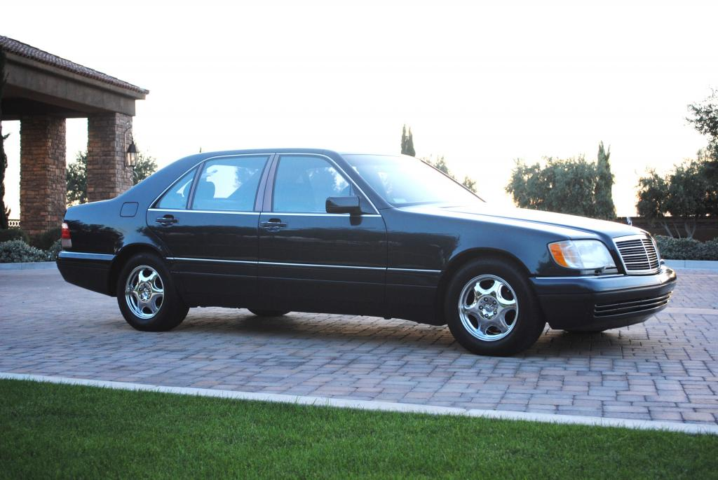 1998 mercedes benz s500 german cars for sale blog for Benz mercedes for sale