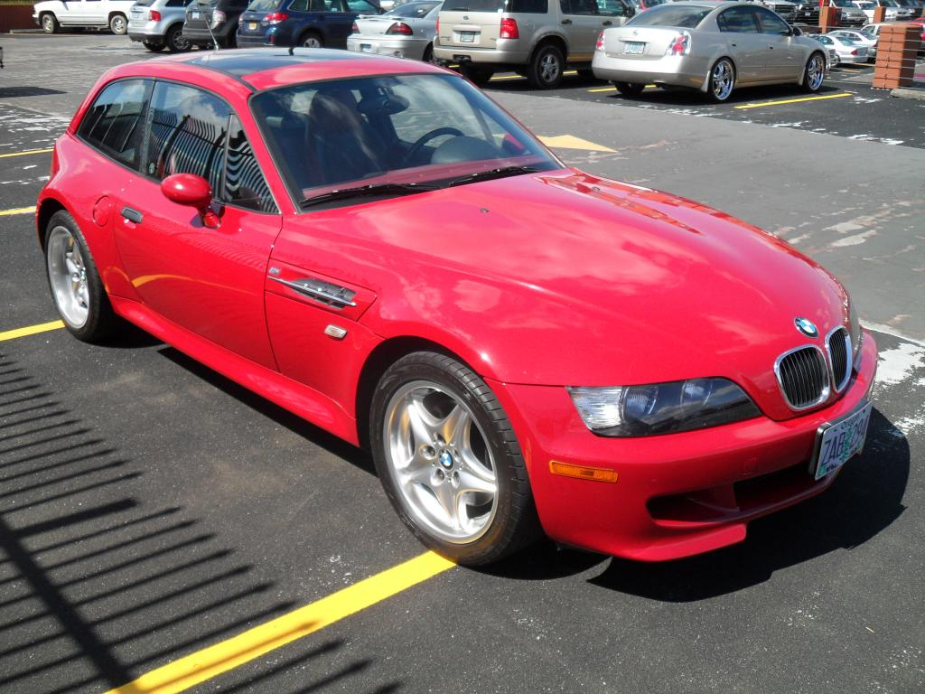 2000 Bmw M Coupe German Cars For Sale Blog