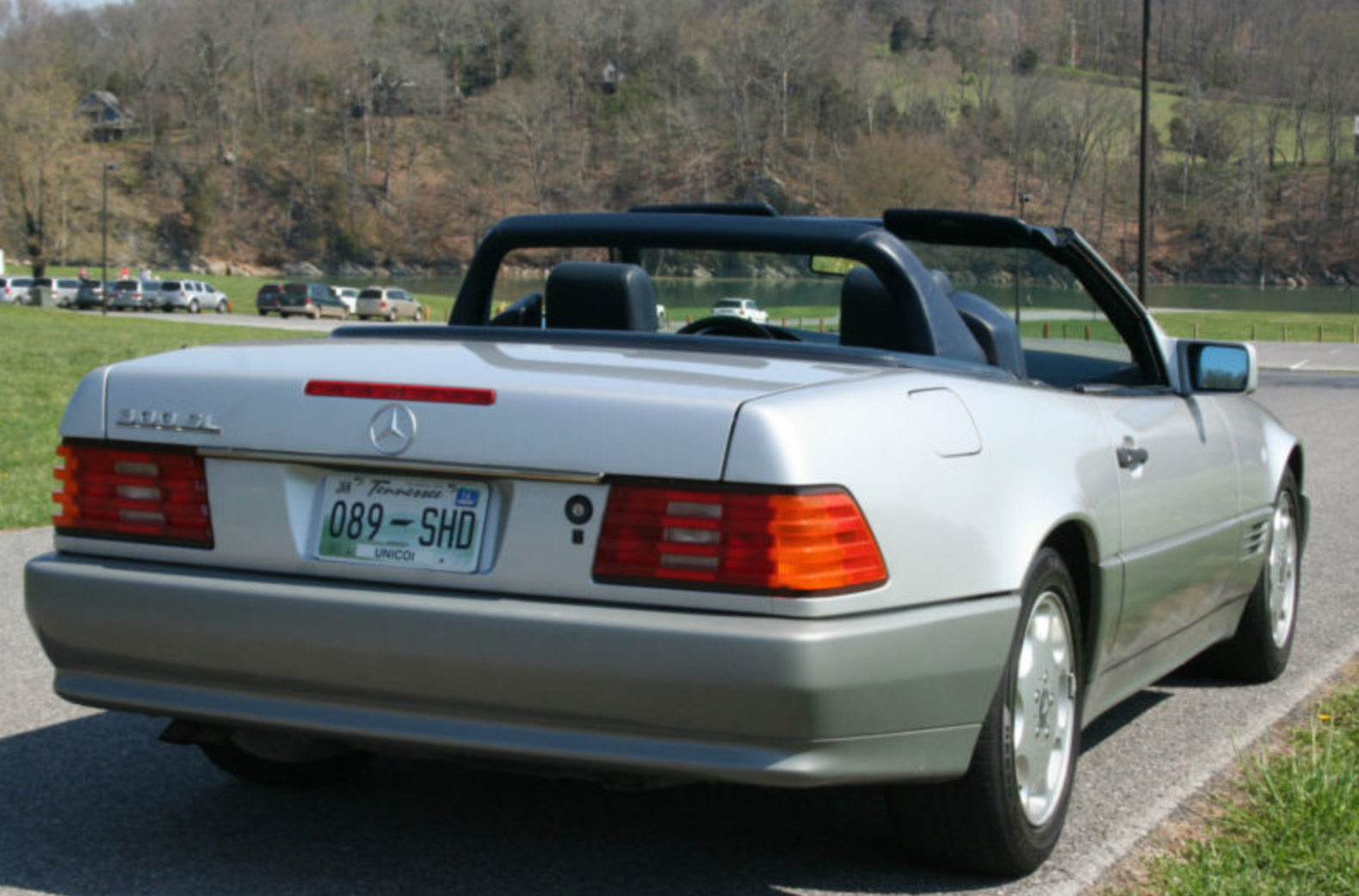 1990 Mercedes-Benz 300SL 5-speed Manual on eBay