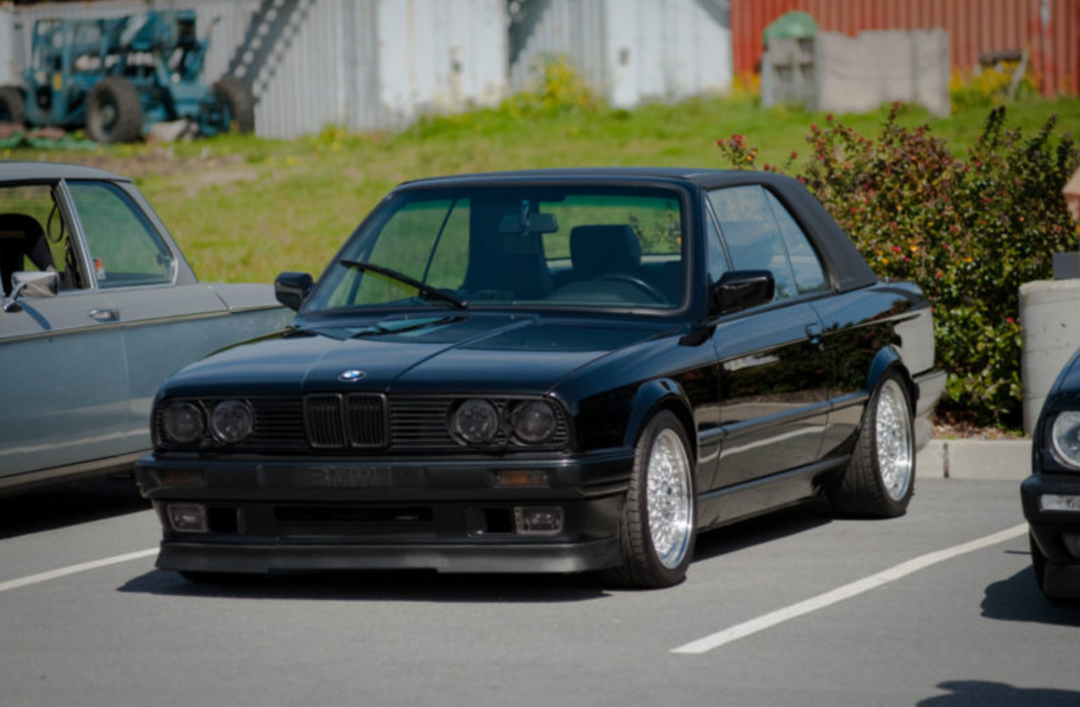 Convertible Week 1992 Bmw 318ic German Cars For Sale Blog