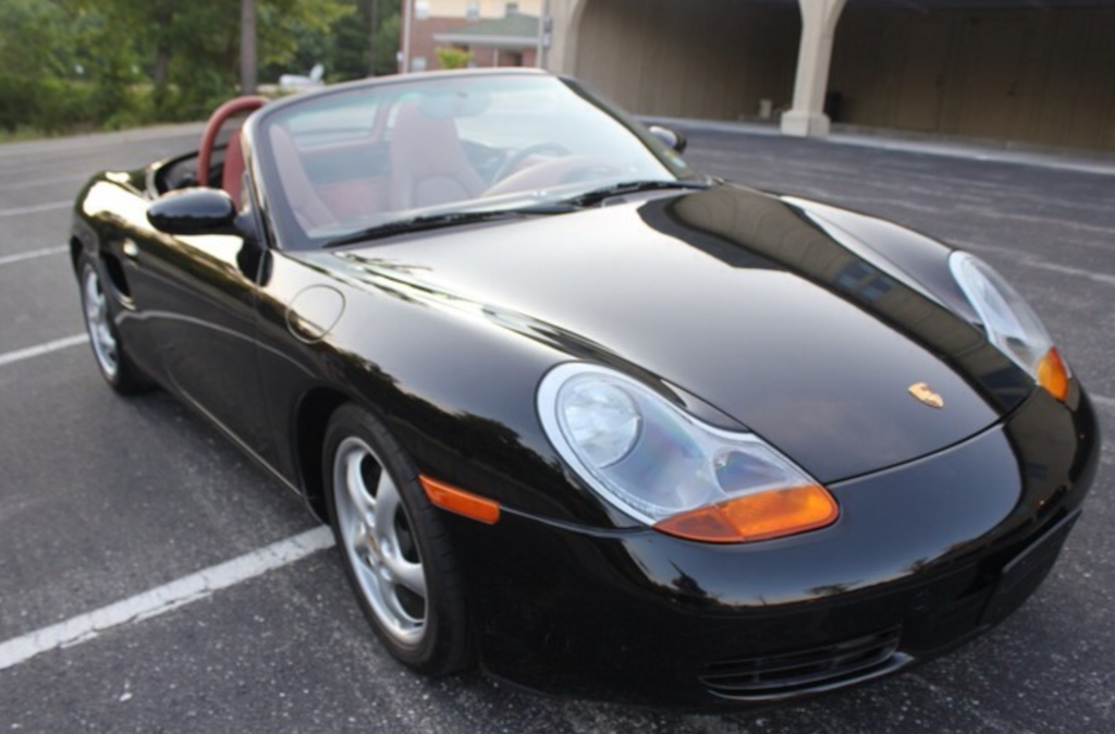 Convertible Week 1999 Porsche Boxster German Cars For Sale Blog