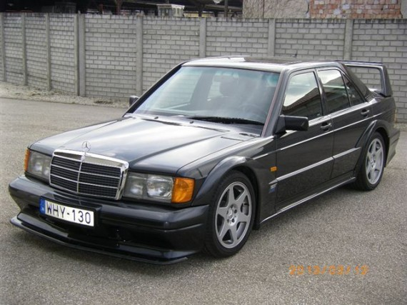 1990 Mercedes 190E Evolution 2