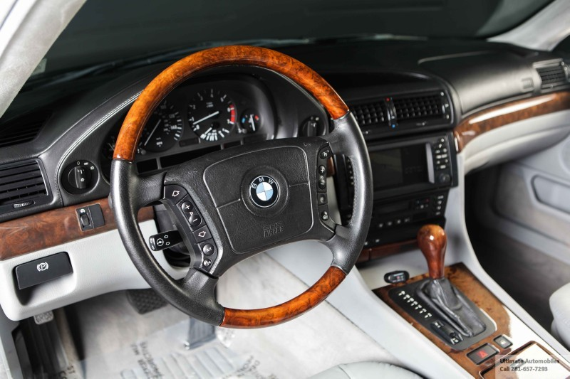 2000 Bmw 740il Supercharged  U2013 German Cars For Sale Blog