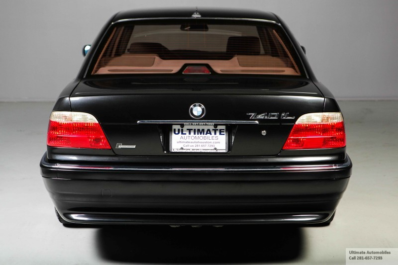 2000 Bmw 740il Supercharged German Cars For Sale Blog