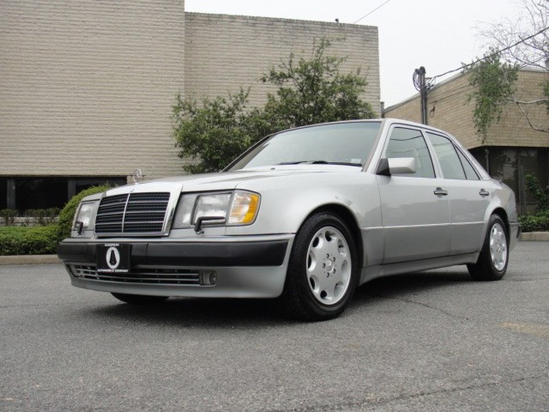The Ultimate W124 Mercedes Benz 500e German Cars For Sale Blog