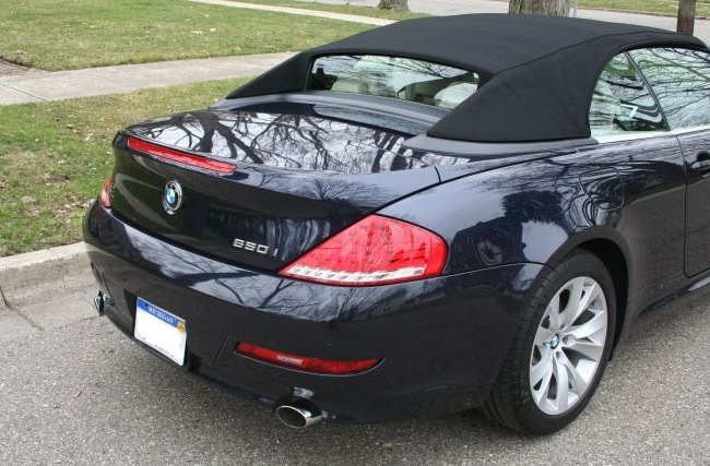 convertible week 2008 bmw 650i 6 speed manual german cars for sale blog. Black Bedroom Furniture Sets. Home Design Ideas